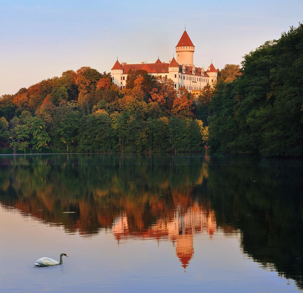 Turismo: Histórias nos Castelos e Palácios da República Tcheca