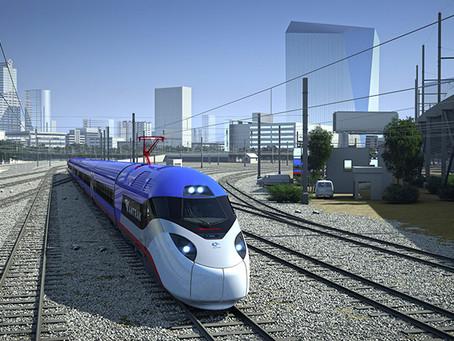A Alstom vai entregar 28 trens de alta velocidade para a Amtrak