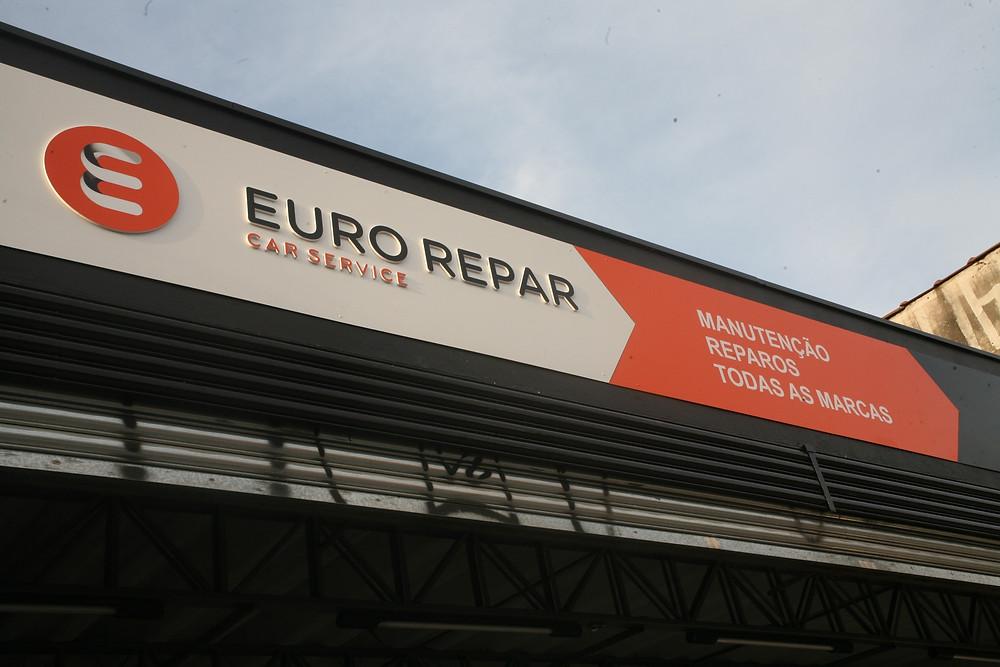 Euro Repar Car Service do Grup PSA,  inaugura sua 1ª Oficina no Brasil