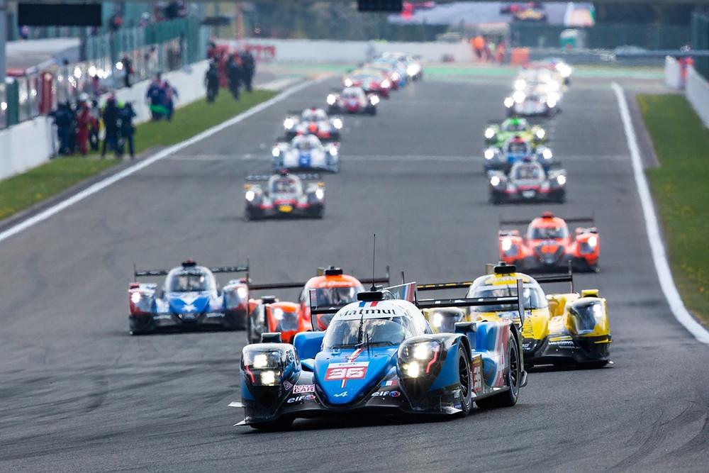 WEC: Negrão preponderante para levar o carro da Alpine ao segundo lugar na Bélgica