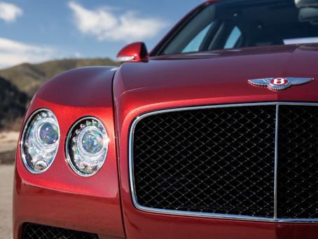 Caraigá tem a única oficina autorizada da Bentley no Brasil