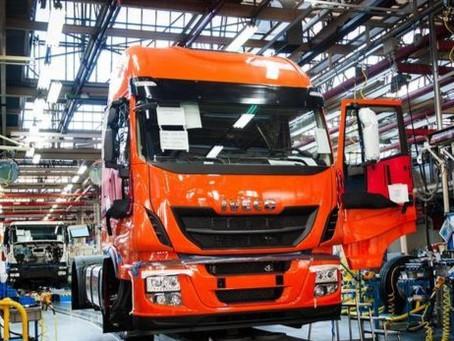 Caminhões: CNH Industrial negocia Iveco com chineses