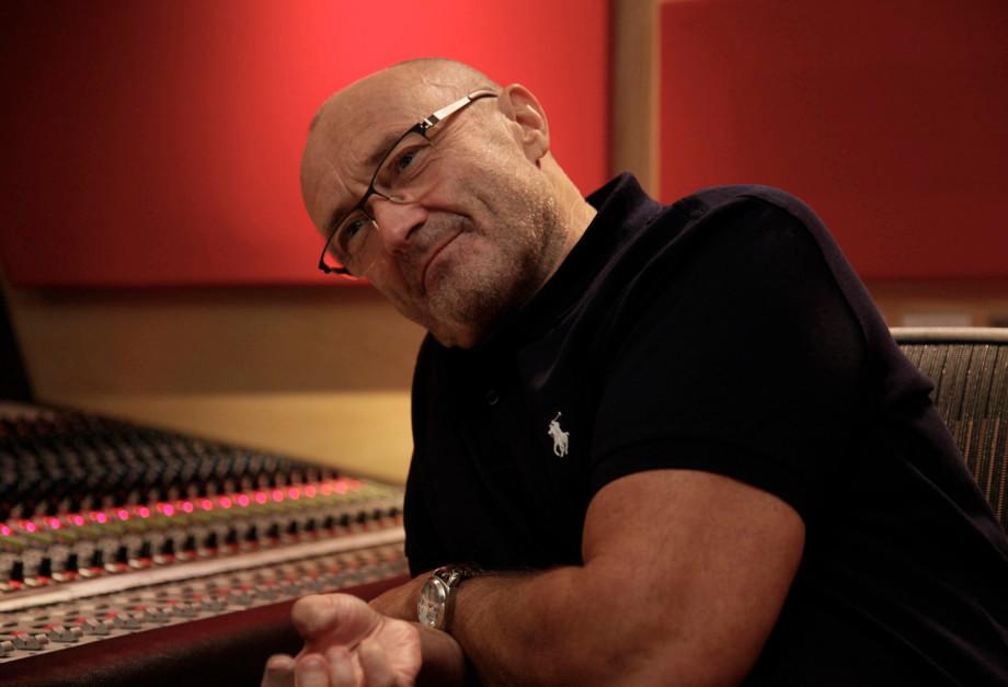 Phil Collins anuncia show extra em São Paulo dia 25 de fevereiro