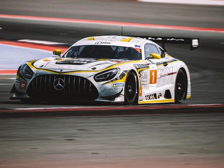 Equipe de Marcos Gomes obrigada a abandonar corrida de sábado no Dubai