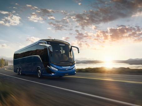 Ônibus: Marcopolo apresenta a Geração 8 e foca na retomada do turismo