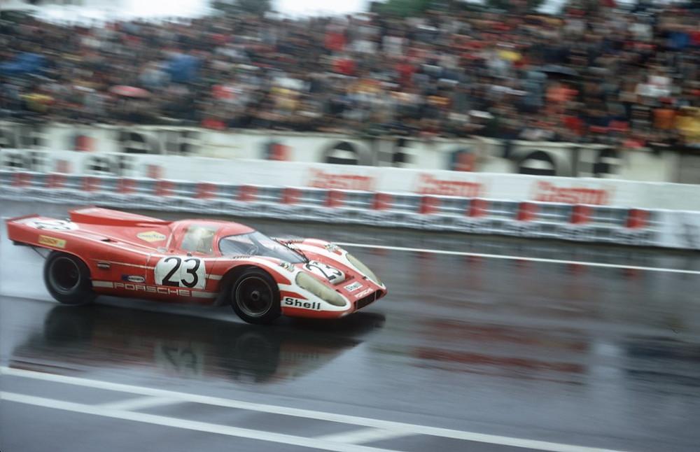 Le Mans 1970 com o 917