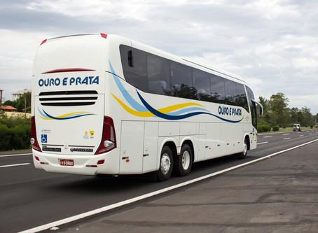 Ônibus: Viação Ouro e Prata com linha entre Pará e Maranhão