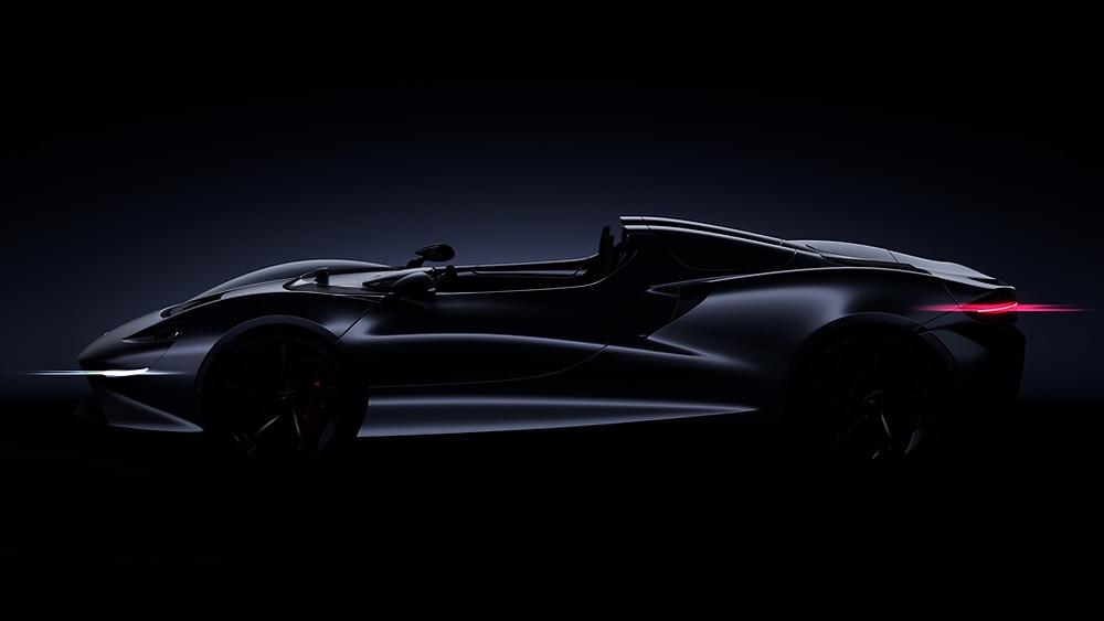 McLaren anuncia um novo roadster para 2020