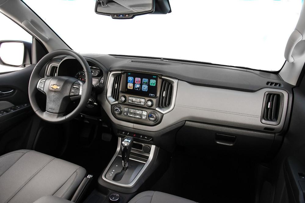 Linha 2020 da Chevrolet S10 ganha itens de conectividade e segurança
