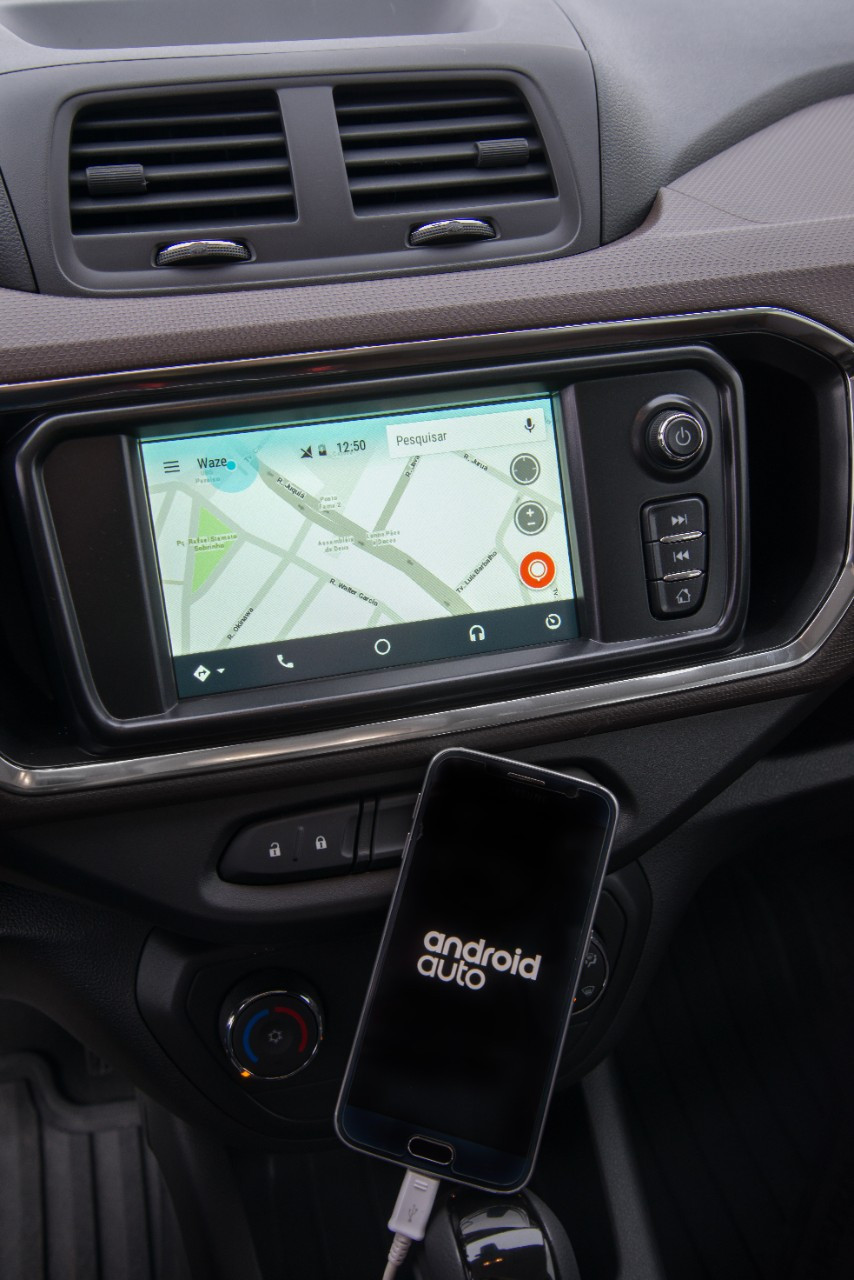Quatro opções de acabamento na nova linha do Chevrolet Spin