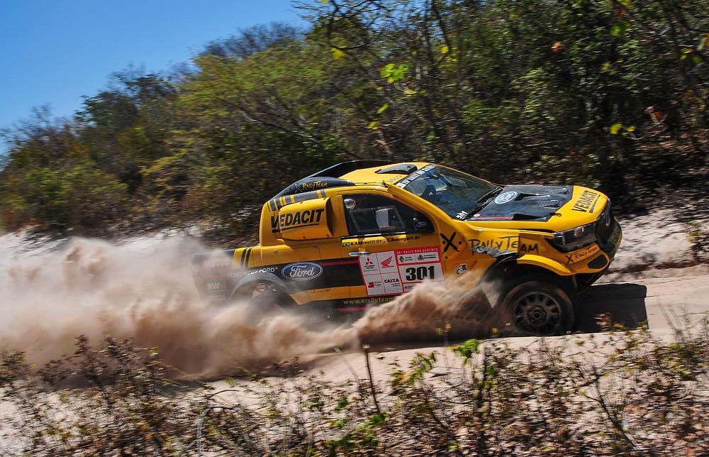 Sertões 2019: Conheça o carro do X Rally Team