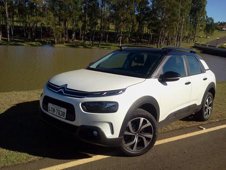 Avaliação: Citroën C4 Cactus Feel Pack, o mesmo design brilhante, mas para quem não quer a esportivi