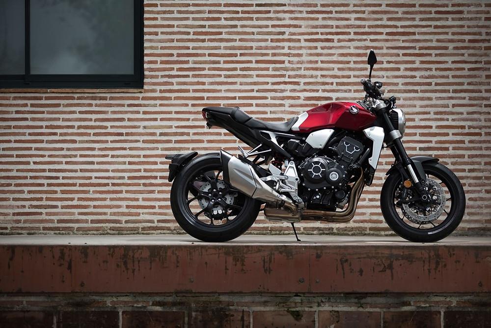 Com preço público sugerido de R$ 58.690, Honda inicia pré-venda da nova CB 1000R 2019