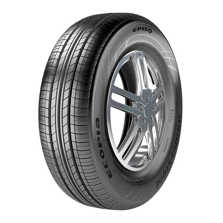 No novo veículo Yaris, a Bridgestone é fornecedora na medida 185/60R15 84H com o pneu Ecopia EP150.