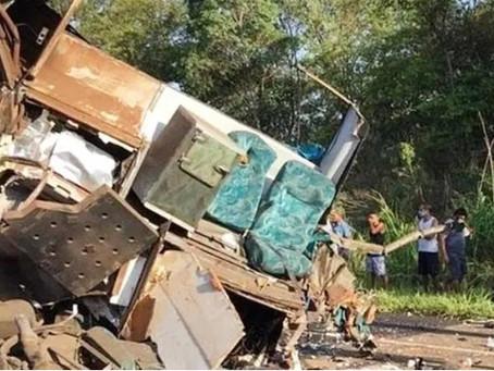 URGENTE: Tragédia em Taguai expõe o risco de flexibilizar regras para motoristas profissionais