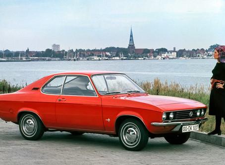 Exclusiva: O lendário Opel Manta celebra 50 Anos