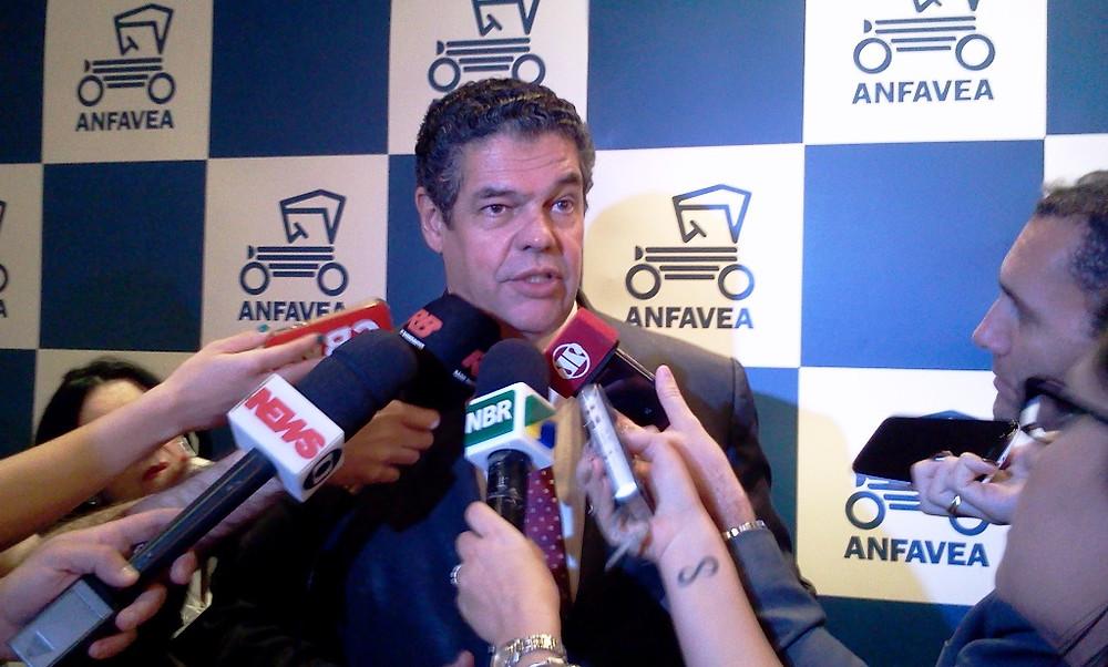 Anfavea revela desempenho de julho da indústria automobilística