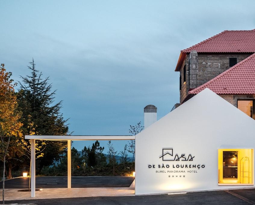 Casa S Lourenco  Burel Panorama Hotel