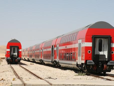 Ferrovia: Bombardier revisará 143 unidades de dois andares para a Israel Railways
