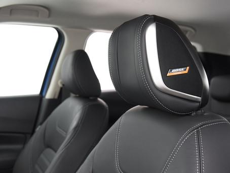 Ouvir música no novo Nissan Kicks é uma experiência única