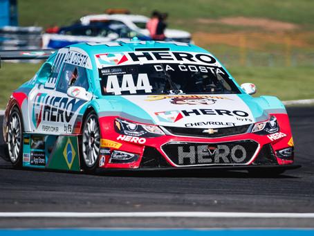 Stock Car: Na pole de Daniel Serra, português Félix da Costa é o destaque em Goiânia