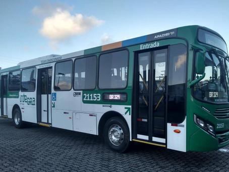 Salvador renova frota com 170 novos ônibus da Mercedes-Benz
