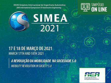 Pela primeira vez digital, SIMEA sai na frente nos debates sobre a sociedade 5.0