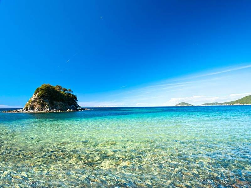 Toscana - Isola d'Elba - Spiaggia della Paolina