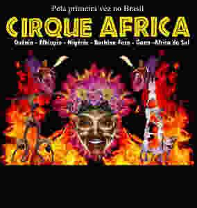 Cirque Africa chega ao Brasil e estreia com apresentações em São Paulo neste fim de semana