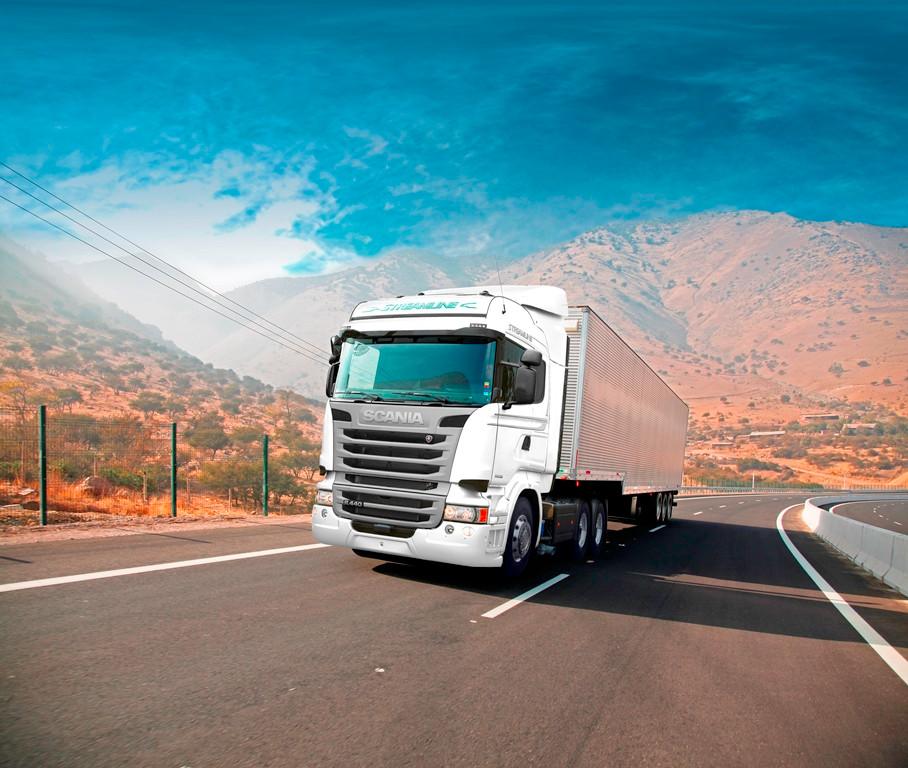 Scania lança ação, Serviços Conectados Scania, auxiliando na gestão de frotas de caminhões e ônibus