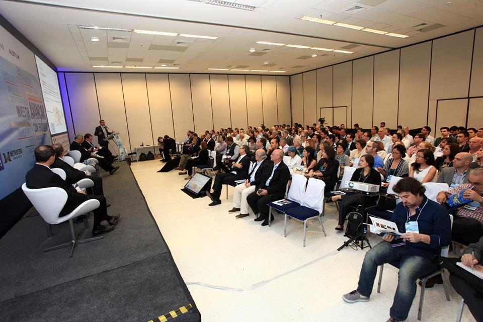 Começa amanhã, o maior congresso Metroferroviário do Brasil