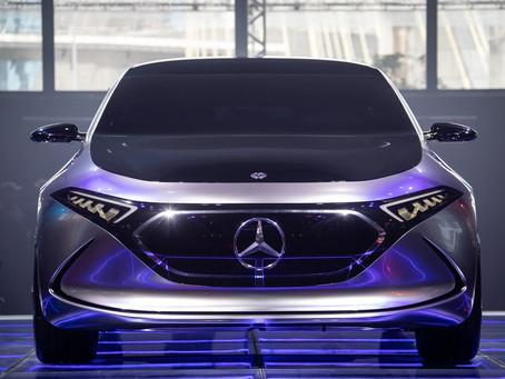 Expressas: Mercedes dá dicas de como serão seus esportivos elétricos