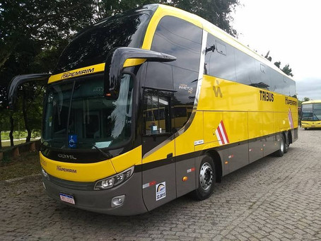Ônibus: Viação Itapemirim anuncia o relançamento do Tribus
