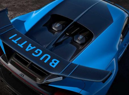 Expressas: Bugatti poderá ser vendida