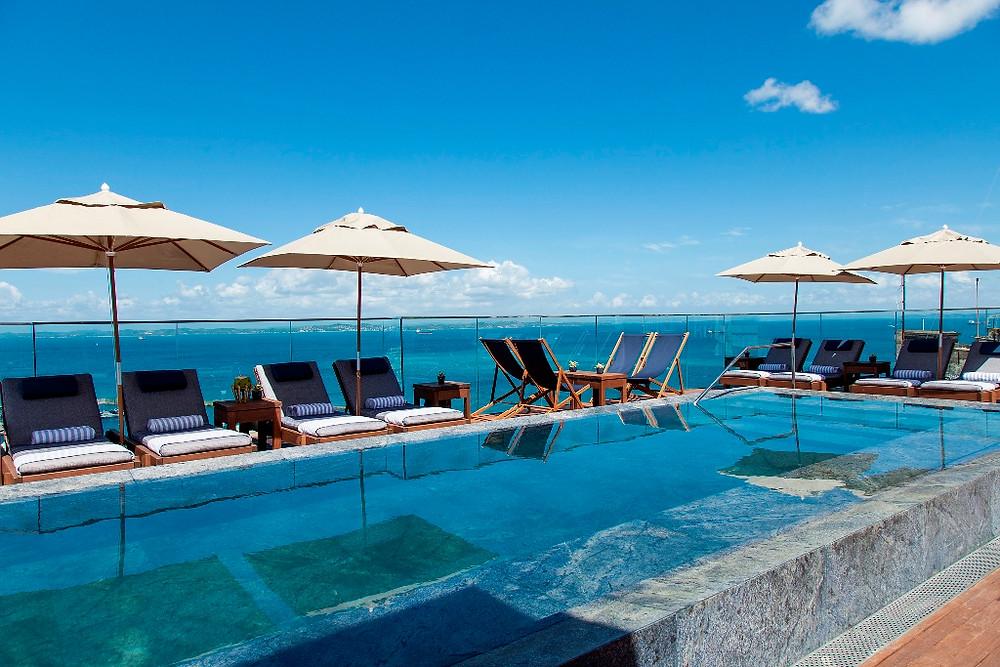 Hotéis de luxo pelo Brasil para você se hospedar quando tudo passar