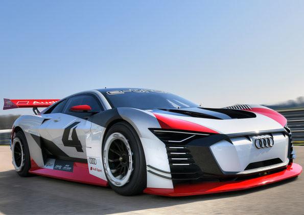 Audi e-tron Vision Gran Turismo: do PlayStation para as pistas de corrida
