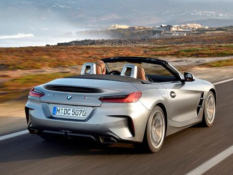 Novíssimo BMW Z4 estreia nas concessionárias do país