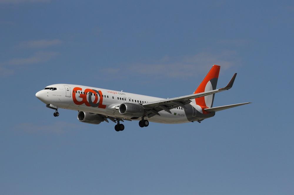 Operado de Boeing 737-800 Next Generation, GOL lança voo direto entre Brasília e Buenos Aires