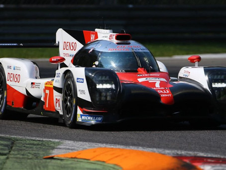 Toyota garante pole nas 6 horas de Silverstone