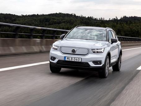 Volvo Cars será totalmente elétrica até 2030 e com vendas exclusivamente online