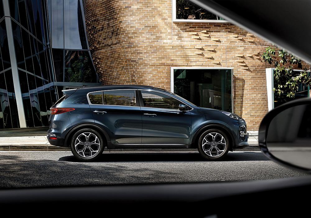 Vendas da Kia Motors têm alta de 20,1% em abril