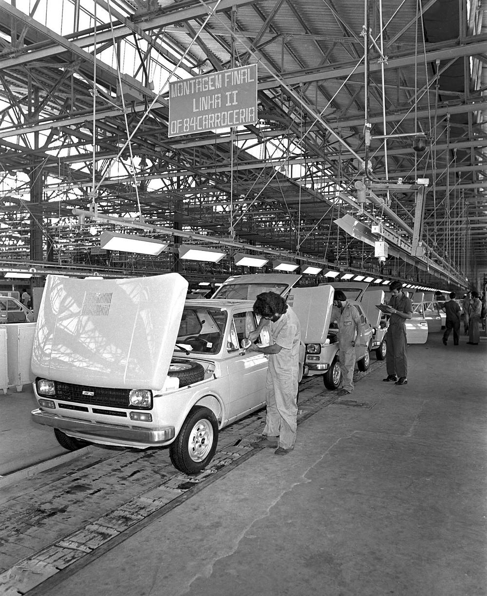 Polo Automotivo Fiat completa 44 anos e 15,9 milhões de veículos produzidos