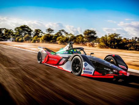 Audi apresentou imagens do carro para a próxima temporada da Fórmula E