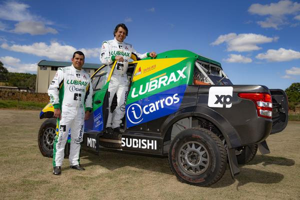 Guilherme Spinelli (Mitsubishi Spinelli Racing)