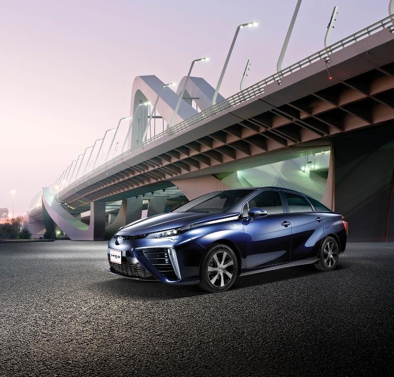 Toyota aposta no modelo Mirai, para projeto de utilização do hidrogênio nos Emirados Árabes Unidos