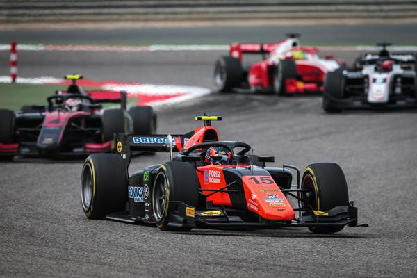 F2: Brasileiro Felipe Drugovich venceu no Bahrein