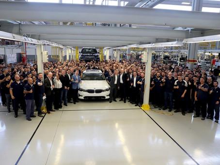 Fábrica da BMW em Araquari completa 5 anos