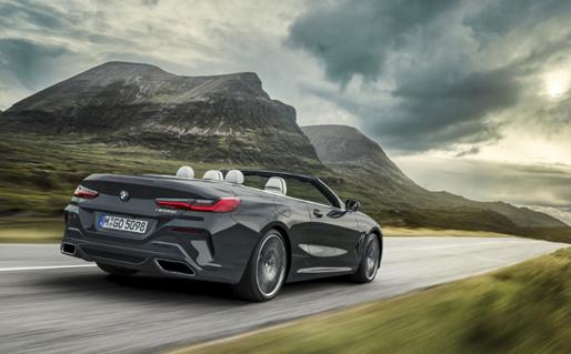 BMW divulga algumas características do novo Série 8 Conversível
