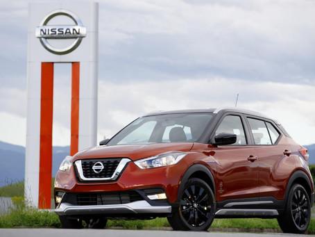 Nissan Kicks comemora três anos com uma história de sucesso