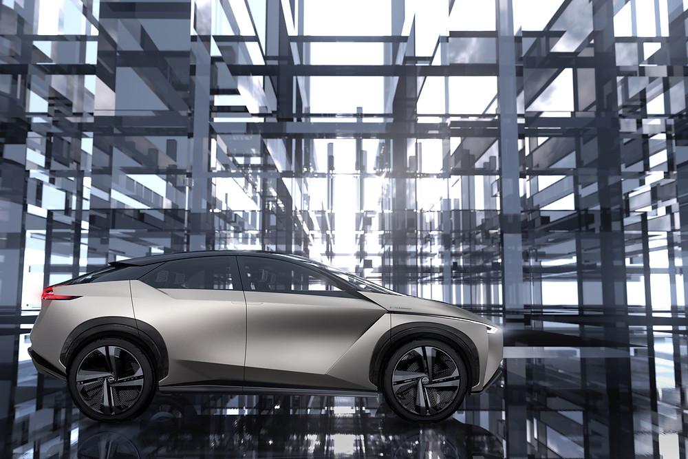 Nissan quer vender 1 milhão de veículos eletrificados por ano até 2022